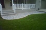 Residential Sidewalks & Patios