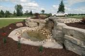 Residential Retaining Walls & Dikes