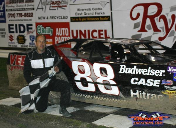 Paul Veert Race in Grand Forks